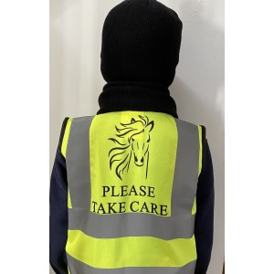 Childs Fluorescent Tabard